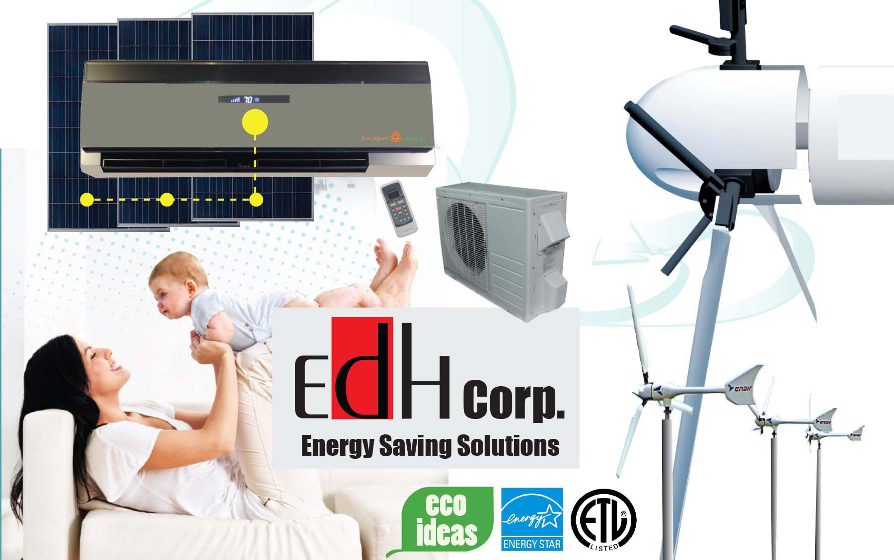 Energy Saving Solutions
